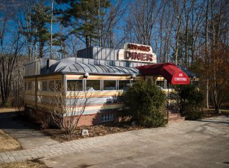 Vintage eatery is part of Dingman Collection auction docket