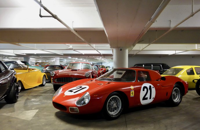 Hagerty helps Petersen to expand tours of its Vault