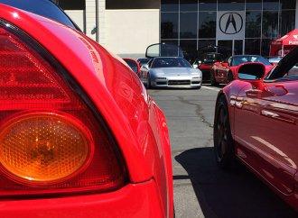Las Vegas Acura meetup a glimpse of future classic car shows