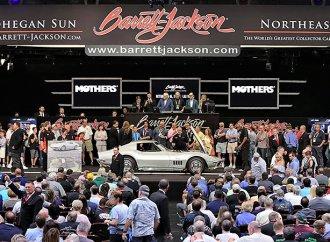 Take a free ClassicCars.com tour at Barrett-Jackson Northeast