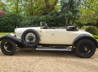Ex-Rhodes Bentley and VW GTI join docket for H&H Classics auction