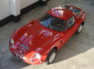 Coys offers royal Rolls, coachbuilt Alfa at upcoming auction