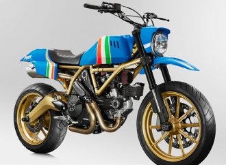 Custom Ducati sale at Mecum Las Vegas to benefit Shriners Hospital