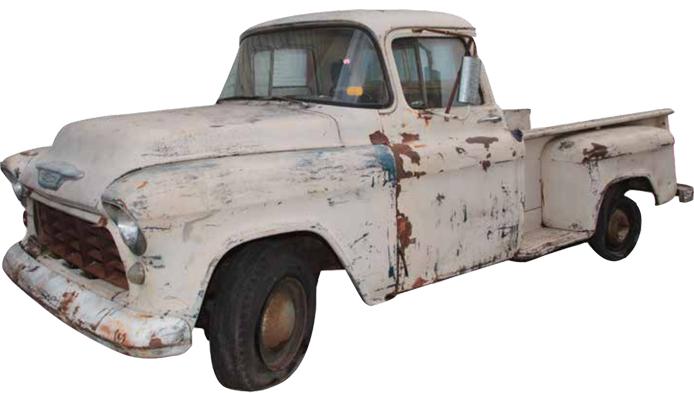 clint eastwood truck 1955 chevrolet apache