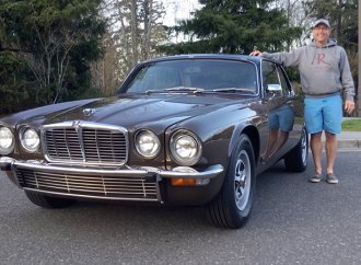 Father's Day: Family walk led to 30-year chase of dream Jaguar