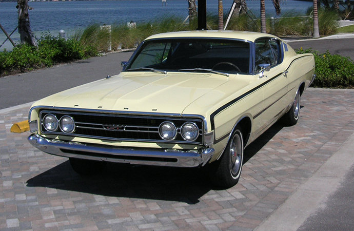 Father's Day: One man's influence led to dreams of Ford Torino