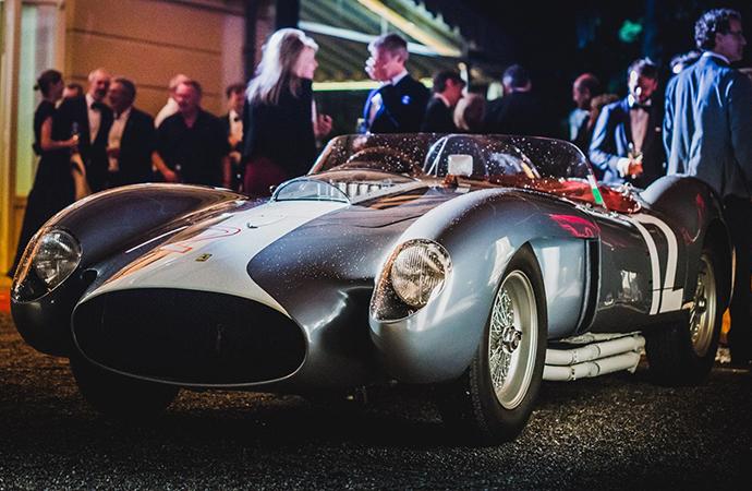 Ferrari wins best of show at 2018 Concorso d'Eleganza Villa d'Este