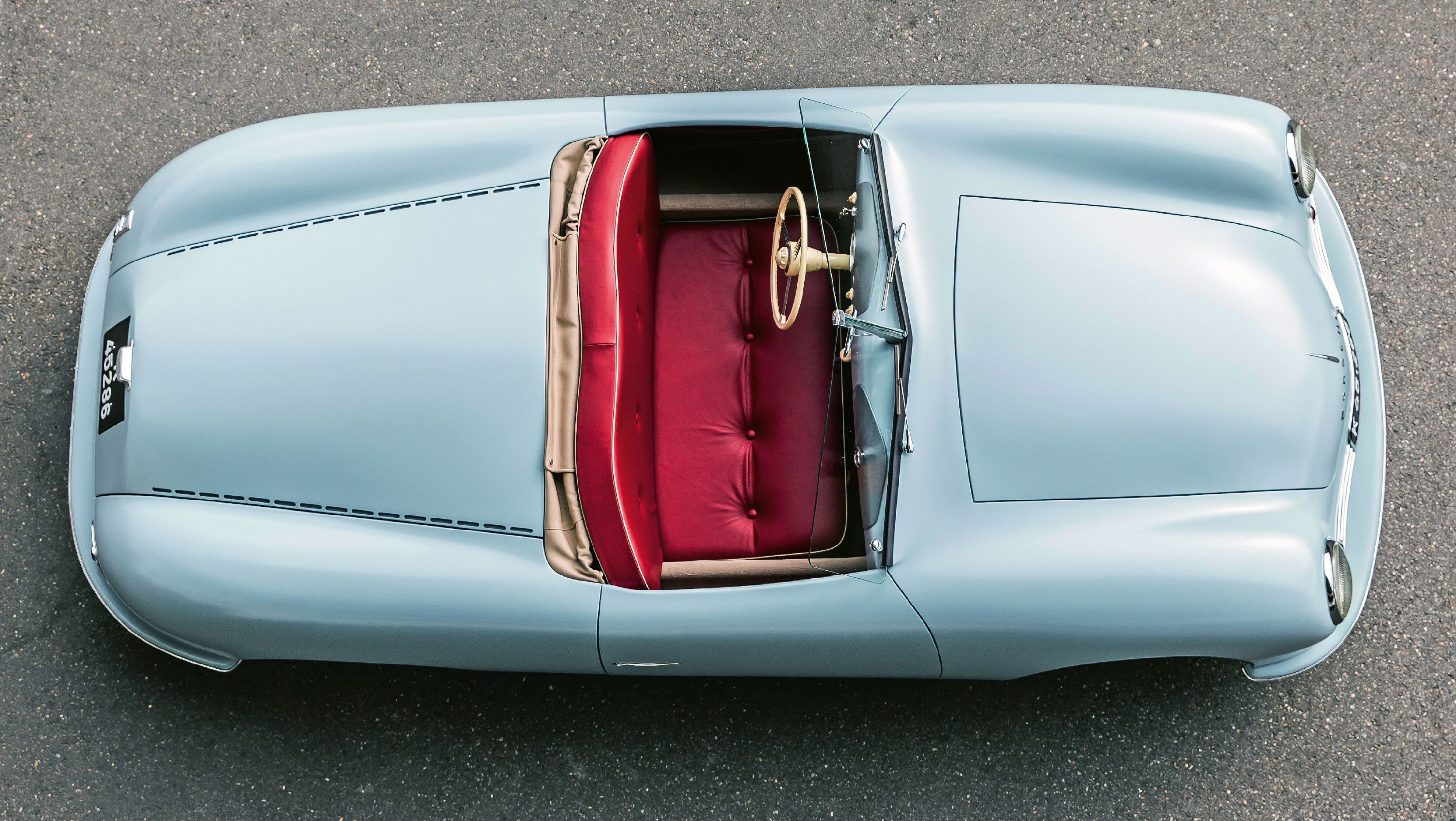 The re-created version of the original Porsche 356 | Porsche Museum