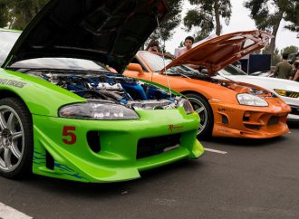 Car show honors 'Furious' star Paul Walker, supports life's work