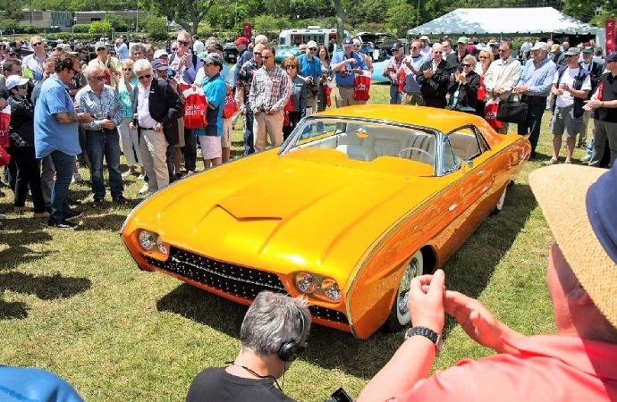 Greenwich Concours time, and other leading concours and events