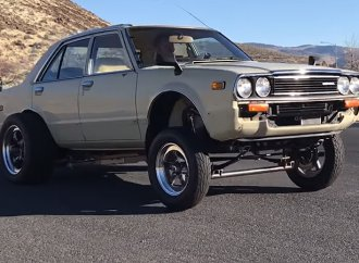 Meet Teslonda: A Classic Honda with a Tesla motor under the hood