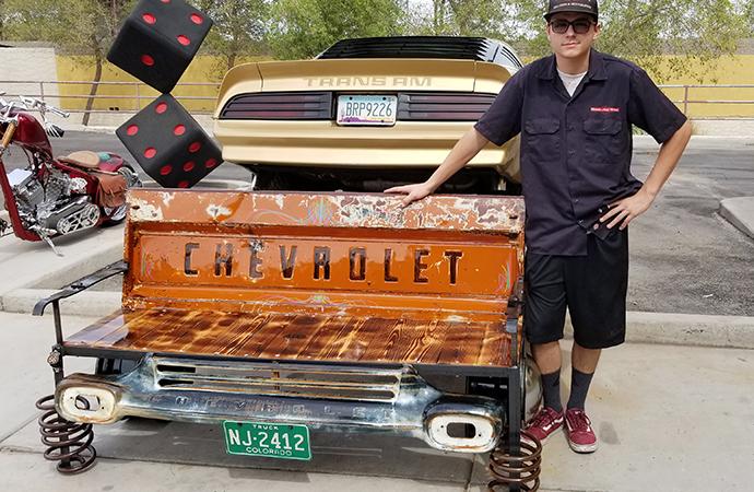 ADD Designz, Arizona teen roaring onto automotive art scene at 16, ClassicCars.com Journal