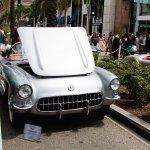 10 '57 Corvette
