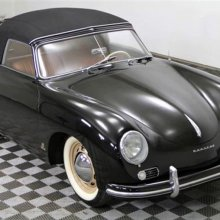 1954 Porsche 356 Cabriolet to mark the anniversary weekend