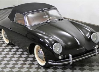 1954 Porsche 356 Cabriolet to mark the anniversary weekend