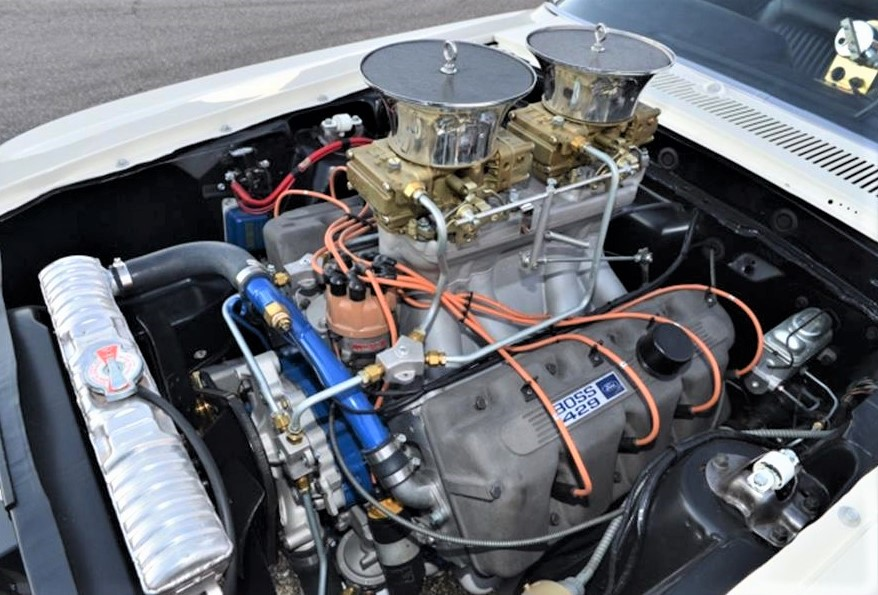Mustang, Earliest known Mustang Boss 429 with famous drag-racing history, ClassicCars.com Journal