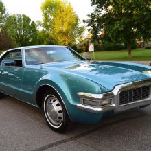 Pampered survivor: 1969 Toronado