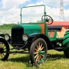 'Doodlebug' Ford Model T tractor