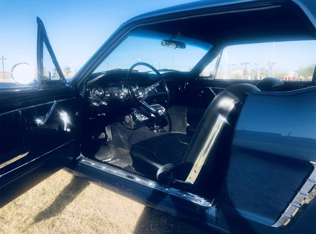 '65 Mustang, Barn-found but restored '65 Mustang, ClassicCars.com Journal