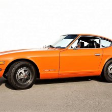 Nicely restored Datsun 240Z