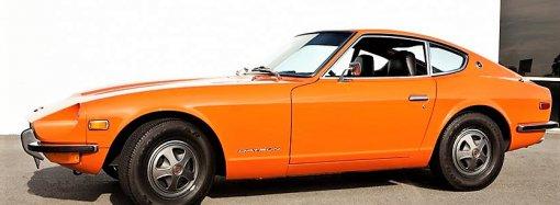 Nicely restored Datsun 240Z