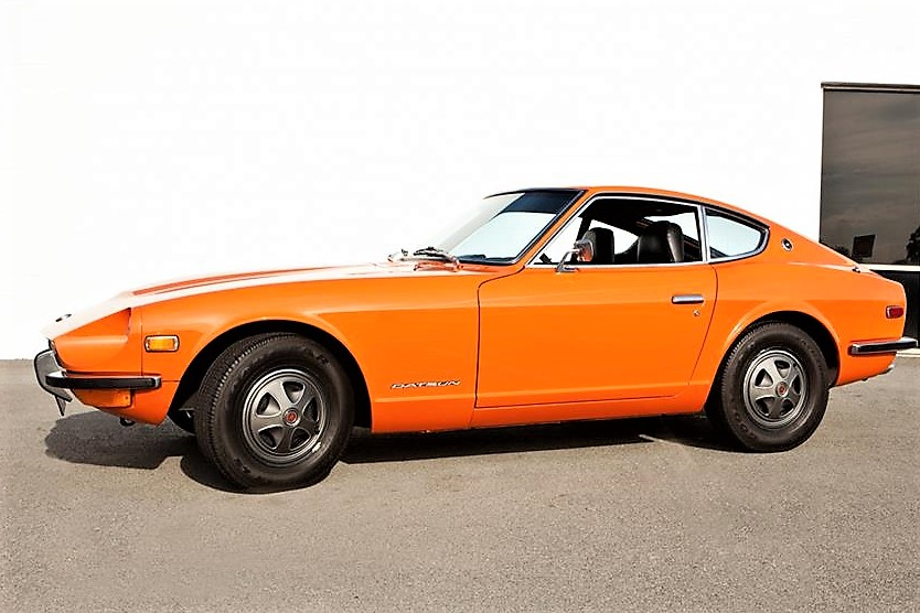 Nicely Restored 1972 Datsun 240Z Sports Coupe For Sale