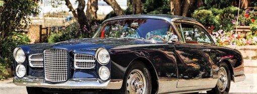 Chrysler V8-powered French GT 1961 Facel Vega HK500