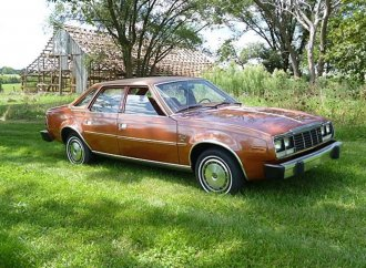 Something different: 1982 AMC Concord