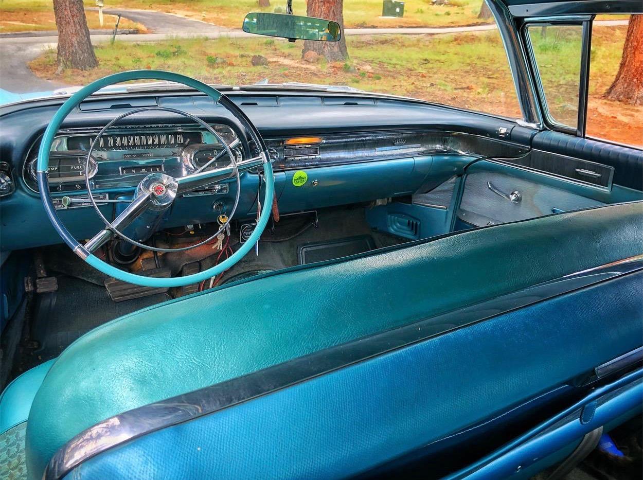 1958 Cadillac, Pair of classic Cadillacs, ClassicCars.com Journal