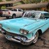Pair of classic Cadillacs