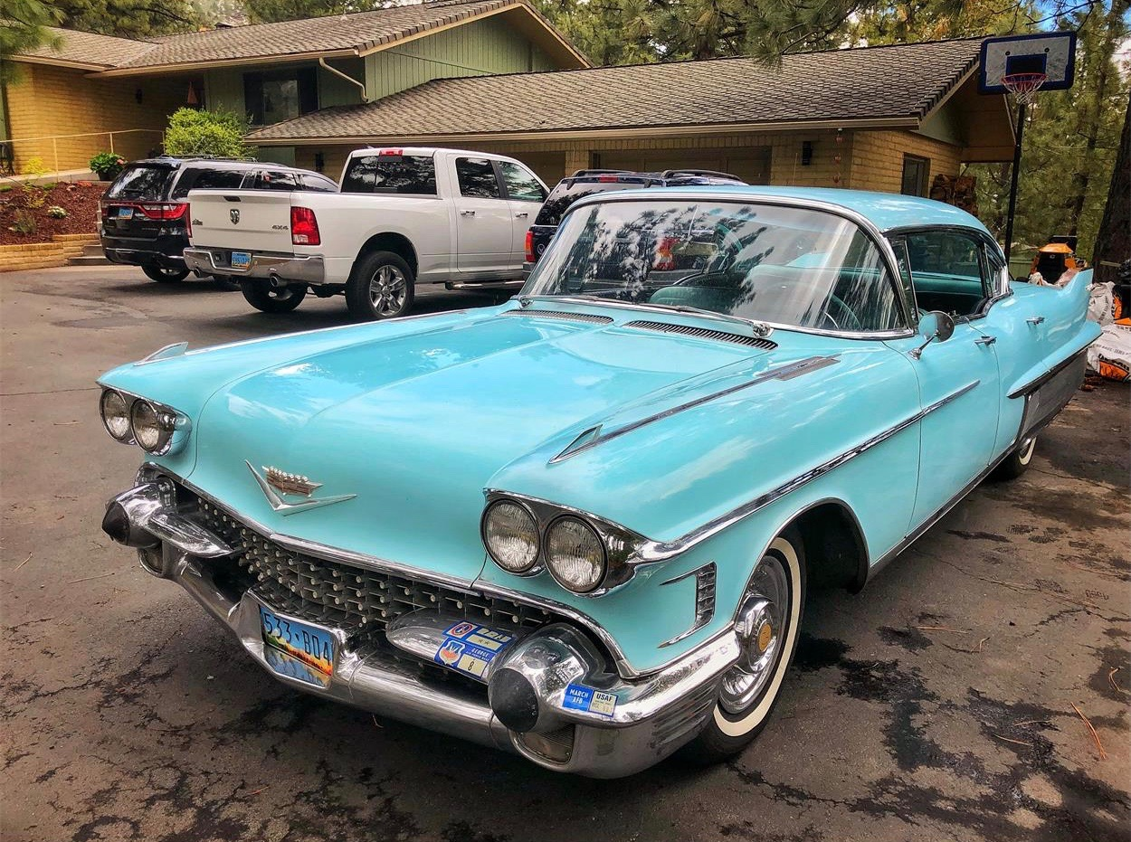 Pick Of The Day Is A Pair Of Classic Cadillacs