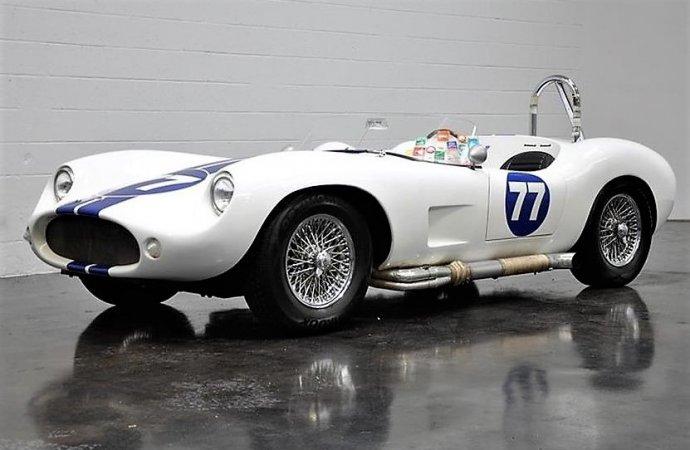 Cobra-killer 1959 Devin SS factory prototype