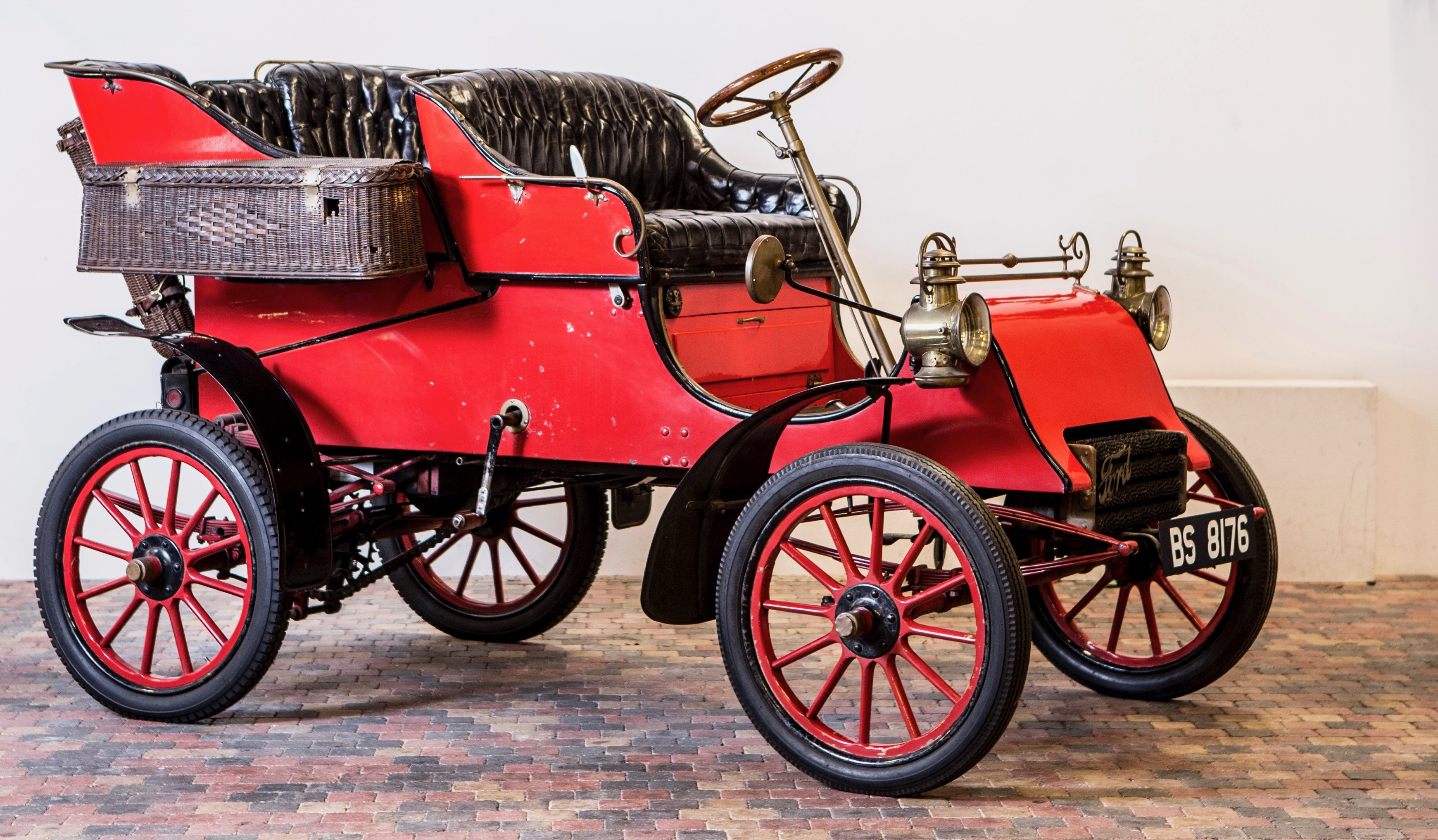 Netherlands Ford museum, Dutch Ford museum sale exceeds $7 million, ClassicCars.com Journal
