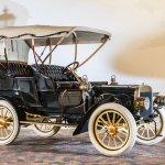 1905 Ford MODEL B SIDE ENTRANCE TONNEAU