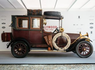 Closer look: 1913 SCAT takes FIVA Preservation Award