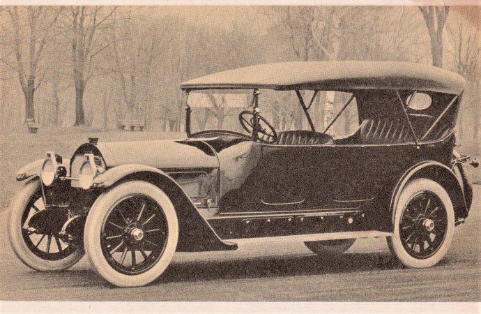 Impeccably refined Locomobile