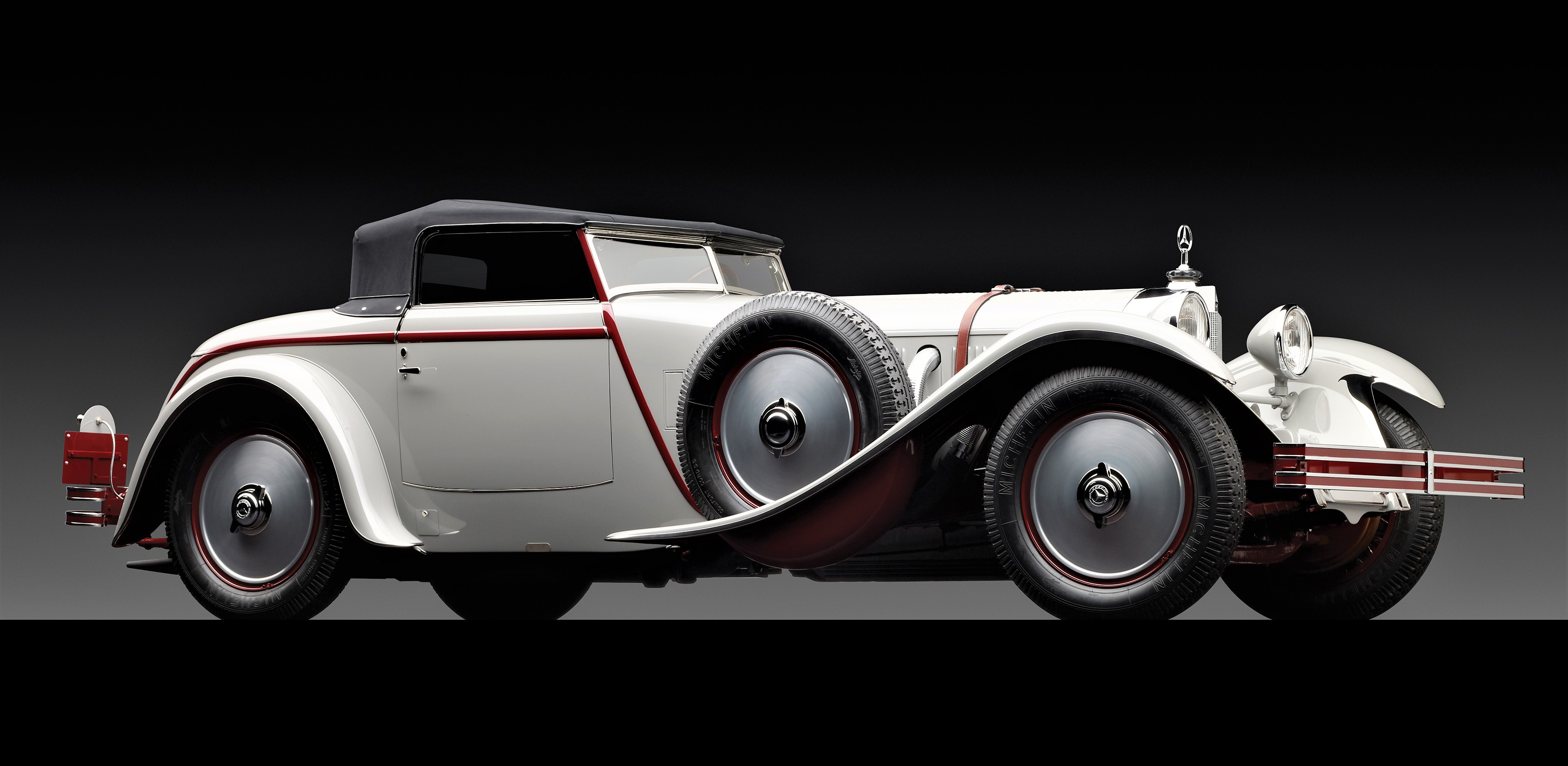 A 1928 Mercedes-Benz 680 S Torpedo-Sport valued at $7 million will be offered