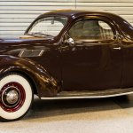 1937 Lincoln Zephyr Coupe<