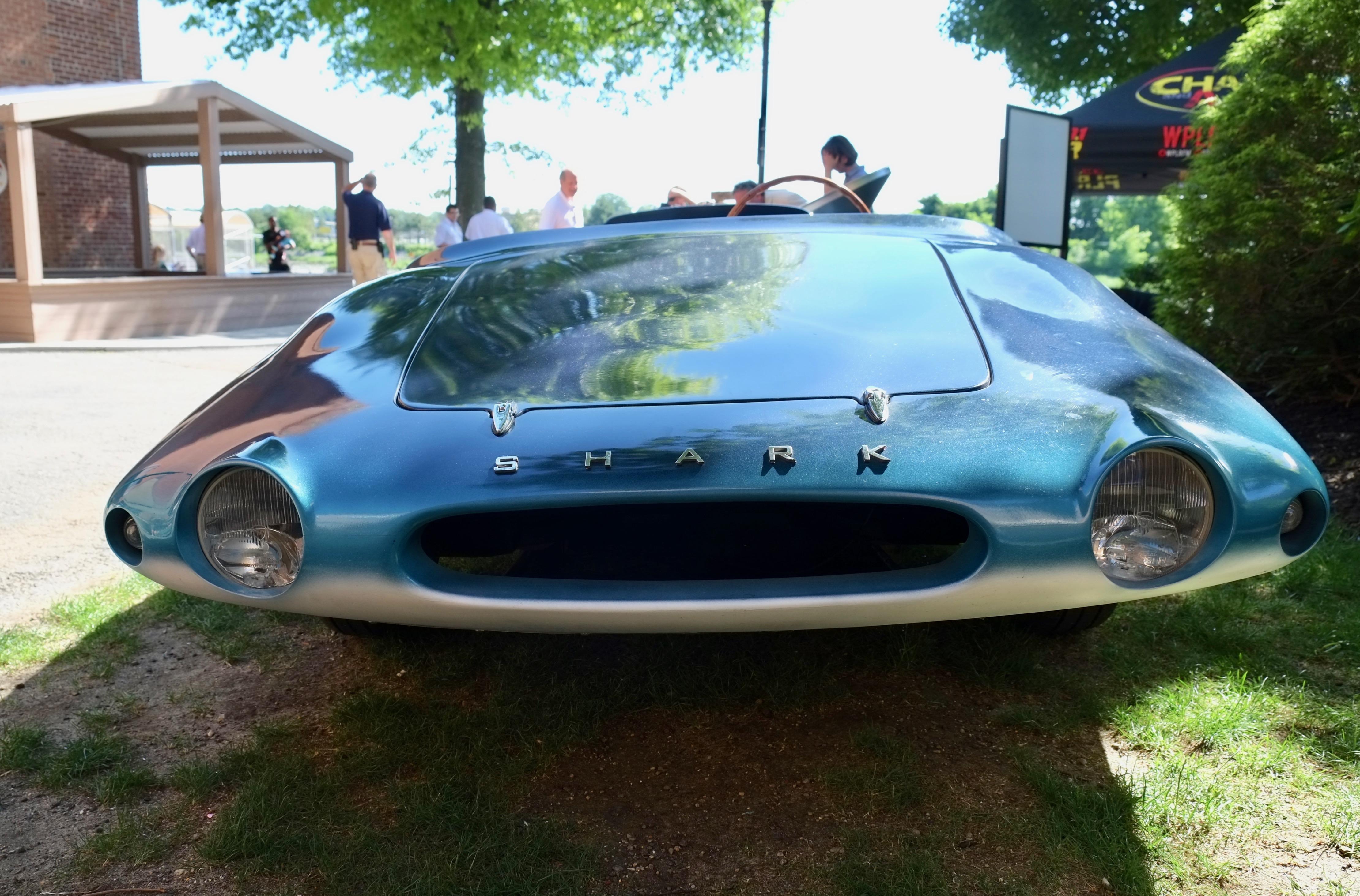fish, Go Fish! Car show at aquarium makes a big splash, ClassicCars.com Journal