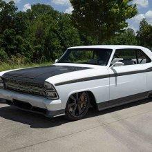 Barrett-Jackson countdown: Custom 1967 Chevrolet Nova