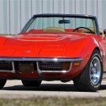 1970 Corvette LT1 Mecum