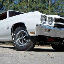 Barrett-Jackson countdown: Restored Chevy Chevelle LS6