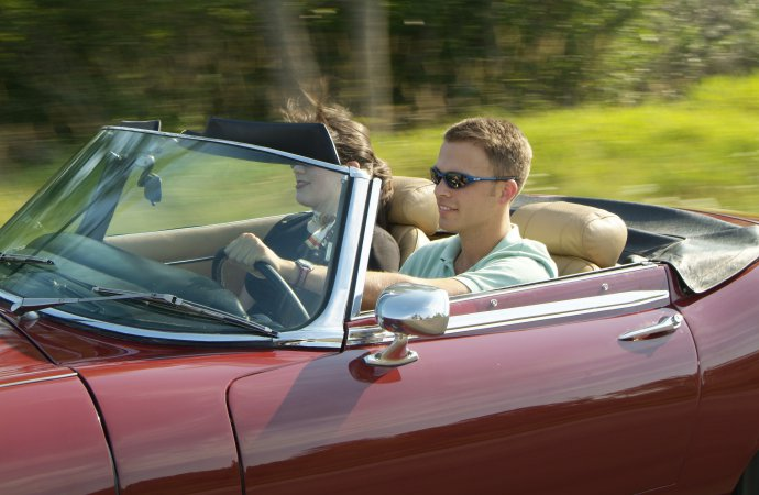 It's true: Hagerty survey finds millennials like to drive