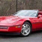1990-chevrolet-corvette-zr1-std-central Pennsylvania Auto Auction