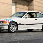1995-BMW-M3-Lightweight-barrett-jackson-northeast