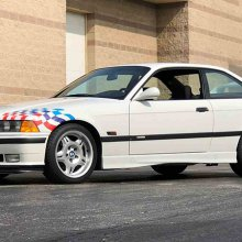 Barrett-Jackson countdown: Track-ready BMW M3 Lightweight