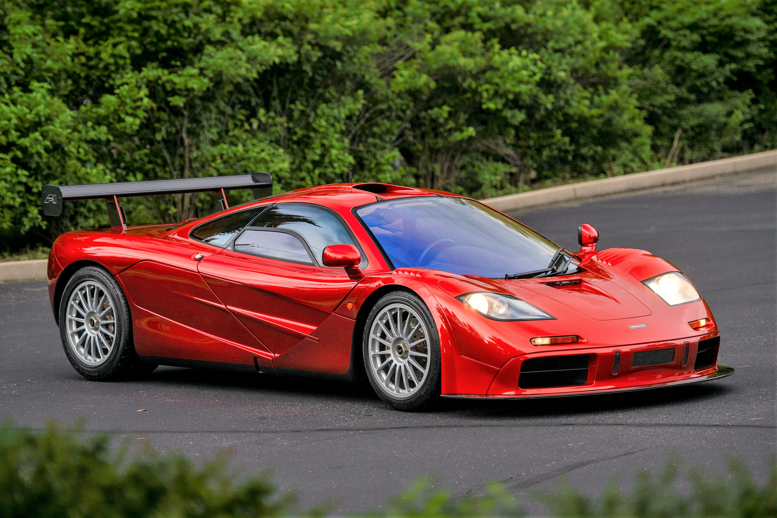 This 1998 McLaren F1 LM Specification is the first Private Sales offering | RM Sotheby's photos