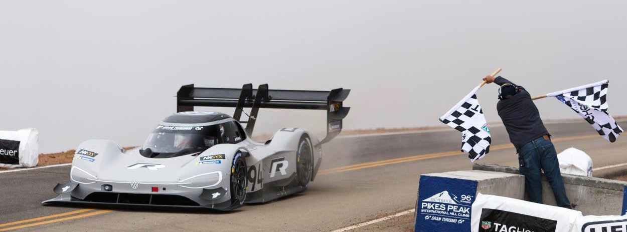 Electric cars, VW electrifies Pikes Peak, and provides a peek at our automotive future, ClassicCars.com Journal