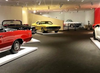 American Muscle featured at Newport Car Museum