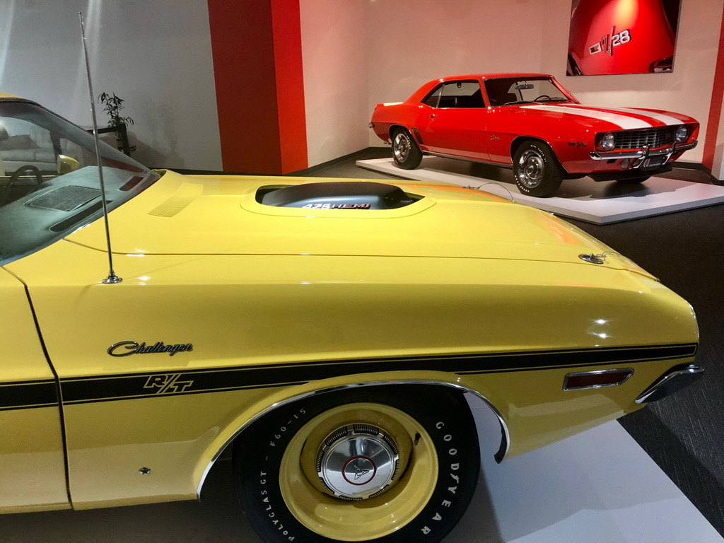 Car museums, American Muscle featured at Newport Car Museum, ClassicCars.com Journal